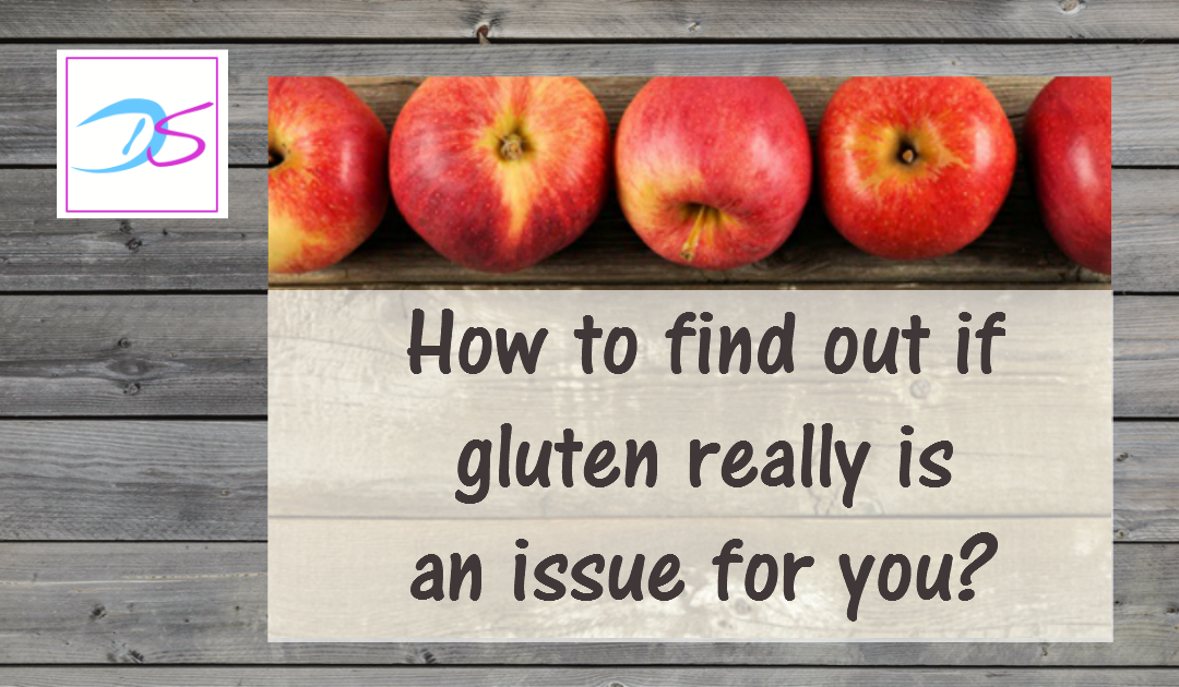 Video: How to find out if gluten is an issue for you?