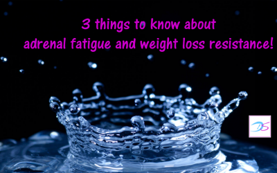 Why adrenal fatigue stalls your weight loss