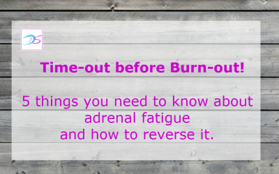 5 things you need to know about adrenal fatigue to avoid burn out