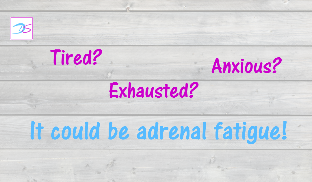 How to find out if you have adrenal fatigue