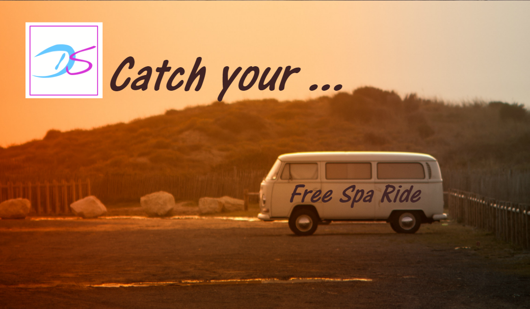 Are you catching your nighttime spa bus?